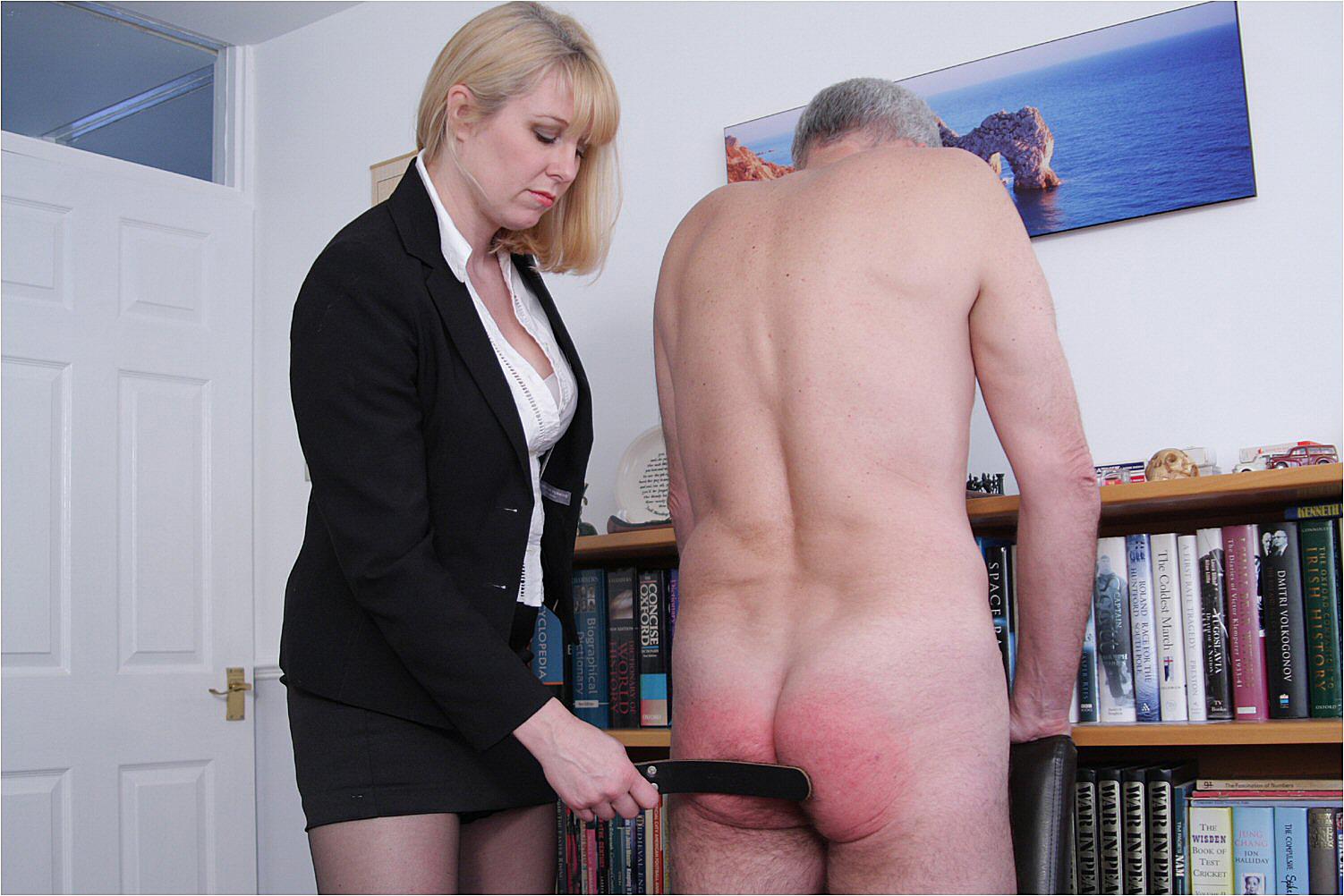 www.vixenladies.com - femdom - women spanking men