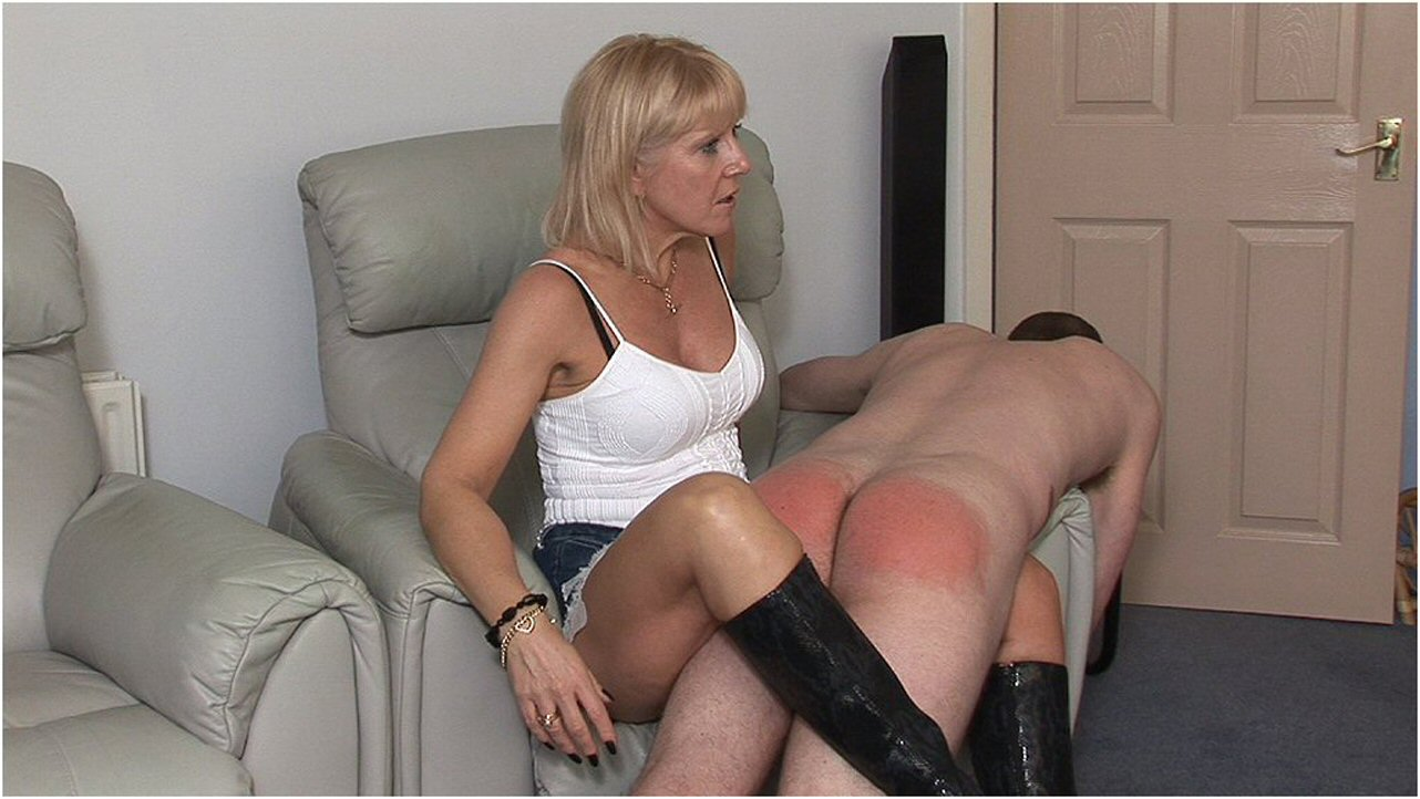 Women spanking men photos