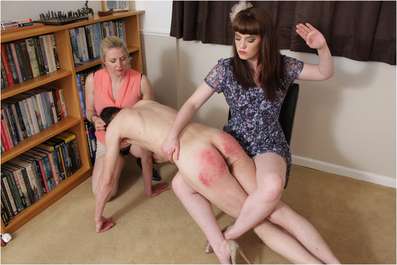 British women who spank