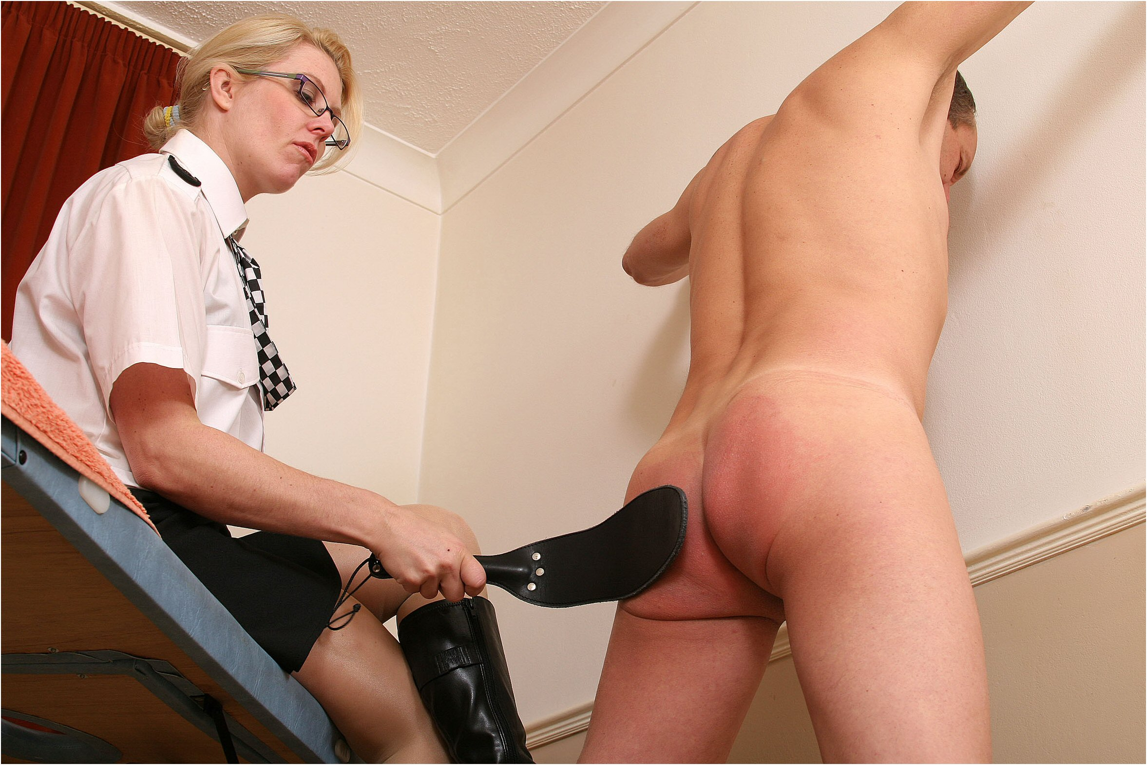 and men spanked stripped
